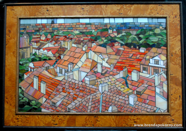 View of Prague by Brenda Pokorny