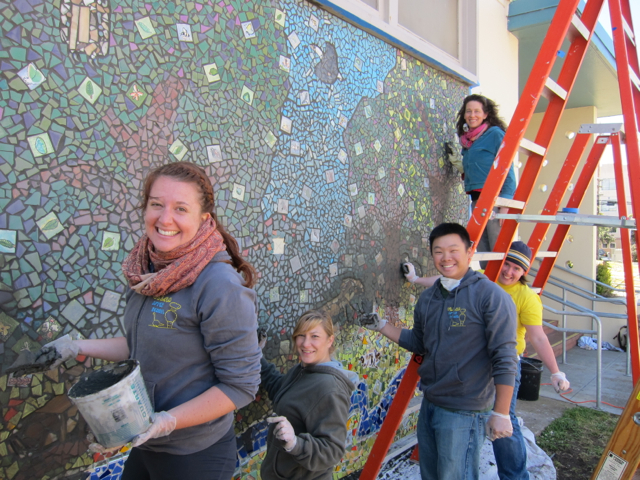 COMMUNITY MOSAIC PROJECTS