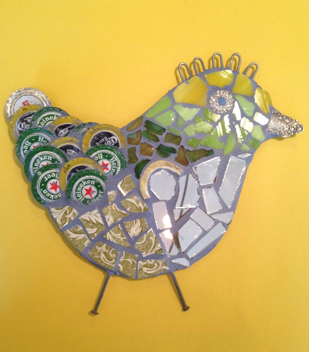 Kappy Venezia - Chuggin' Chickadee