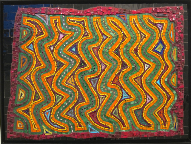 Mosaic by Jill Stevenson Ritter