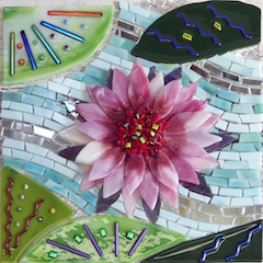 VA: Wesley Wong - Fused Glass for Mosaics