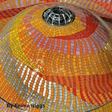 EMMA BIGGS: Mosaic Pattern and Visual Complexity - October 10-12