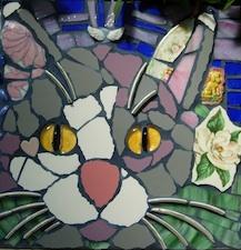 DELAINE HACKNEY: Mosaic Portraiture - October 18-19