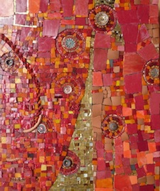 """""""Journey - Mosaic by Vashali Sanghavi"""""""