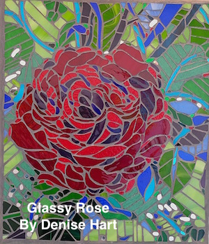 Denise Hart Glassy Rose.jpg