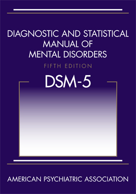 DSM-5 was published in May of 2013