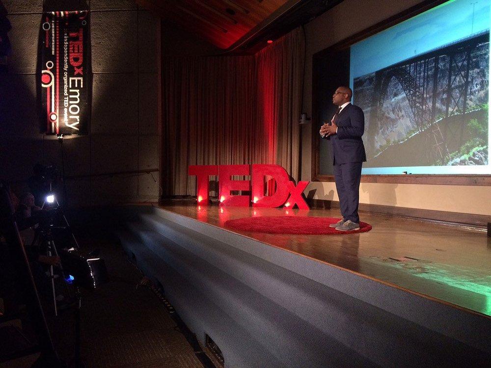 Click to watch my TEDx talk on sensation-seeking
