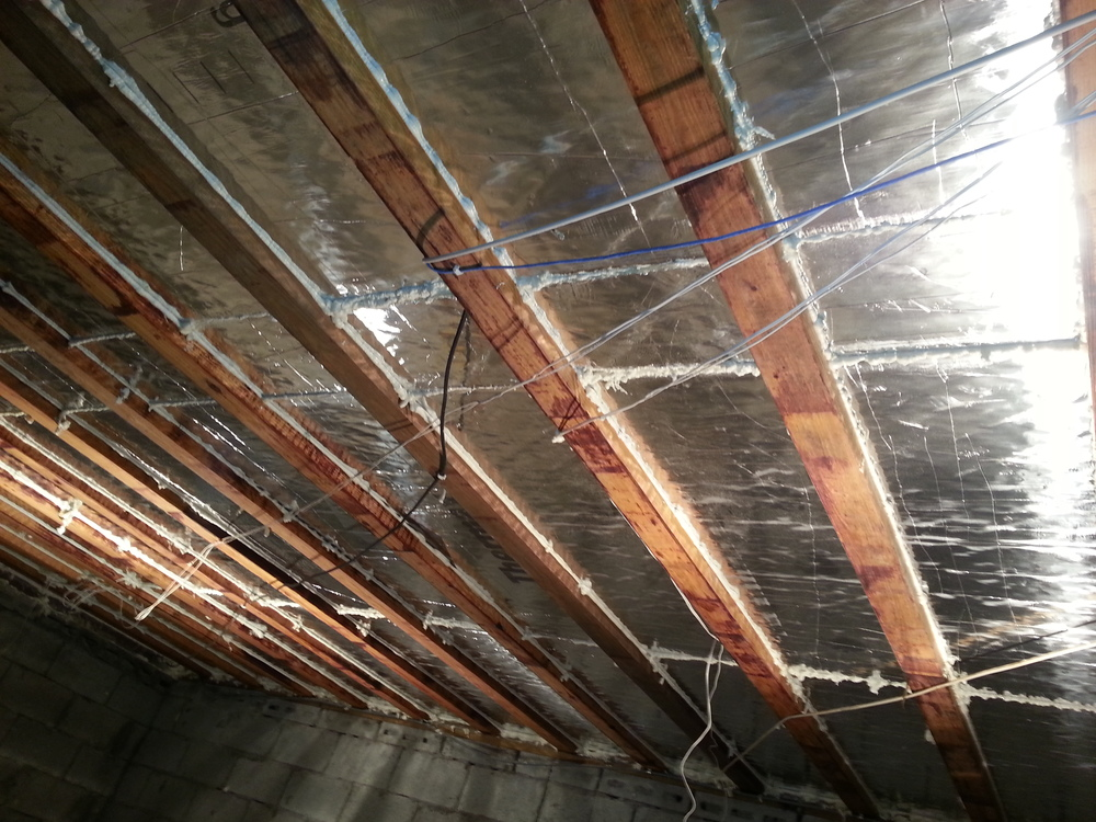 Air Sealing and Insulation by Groundswell
