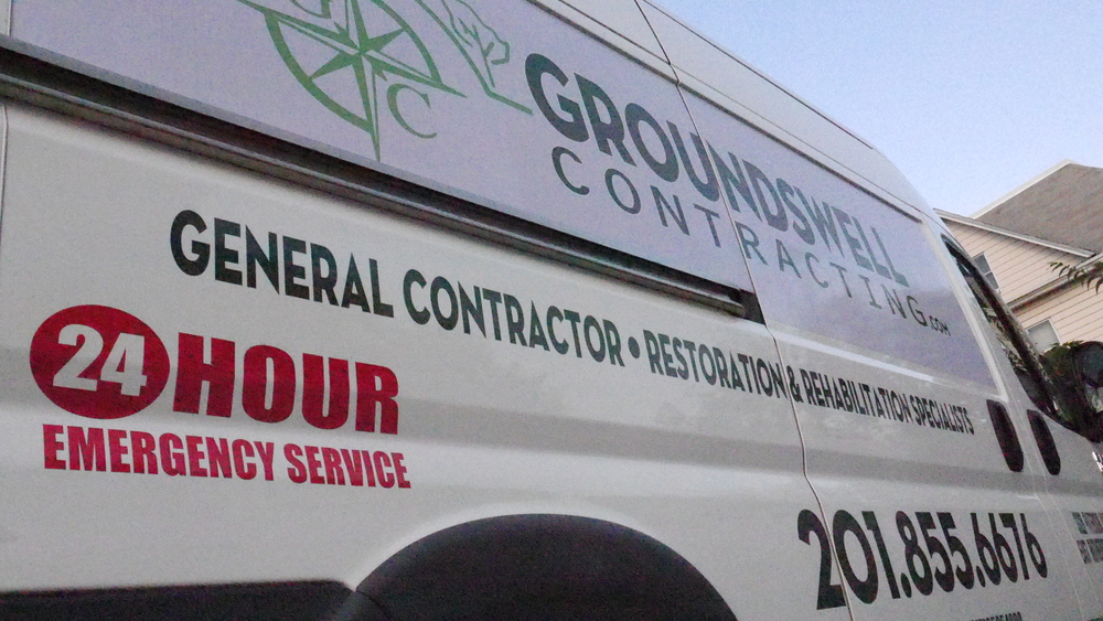 24-hour Emergency Service by Groundswell Contracting