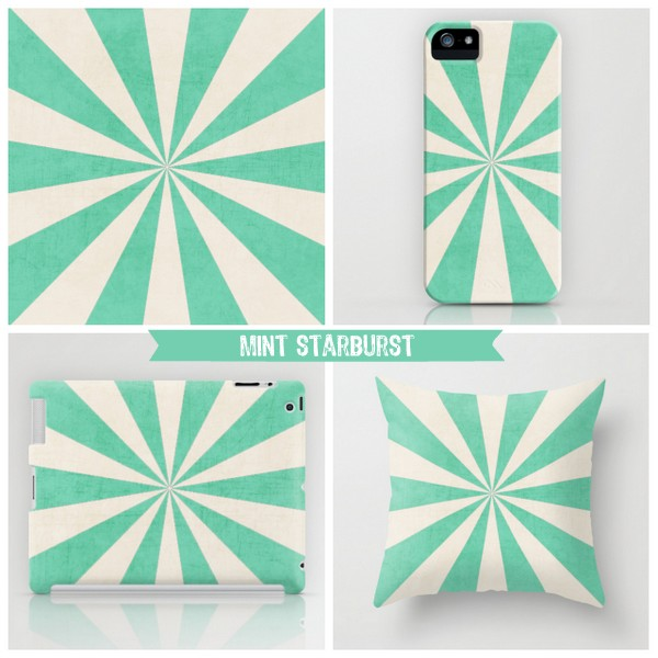 mint starburst