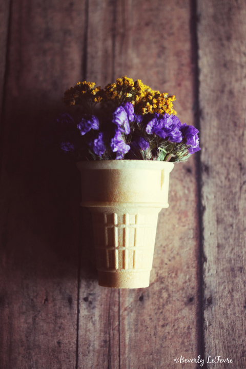 flower cone III