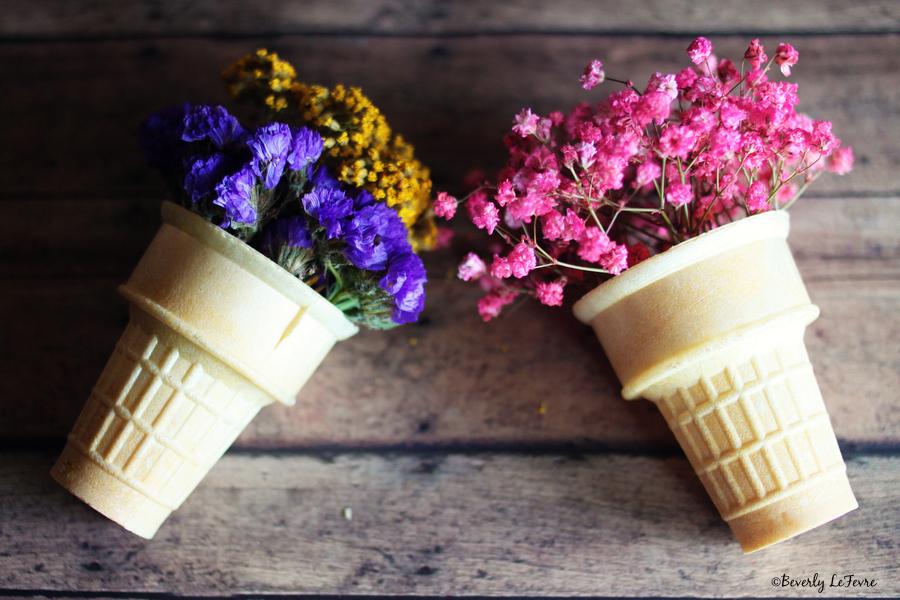 flower cones
