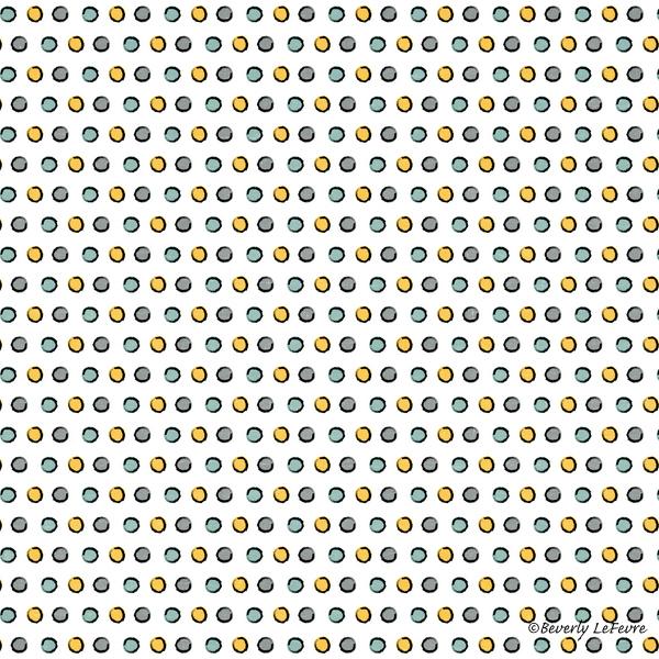 sweet bee dots