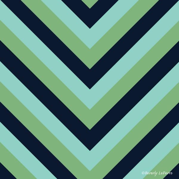 v lines - lake