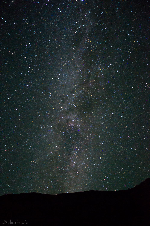 Steens Mt. Stars