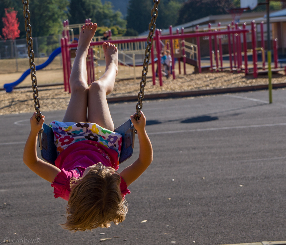 Swinging | 365 Project | Oct 7th, 2012