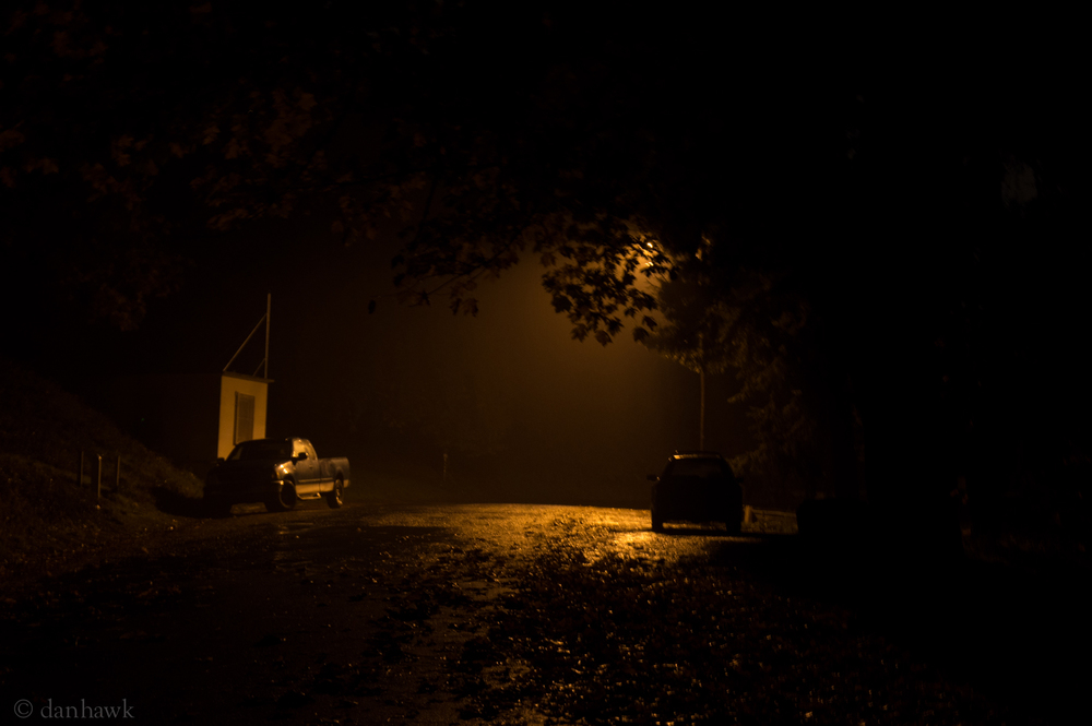 It Was a Dark and Rainy Night | 365 Project | Nov 6, 2012