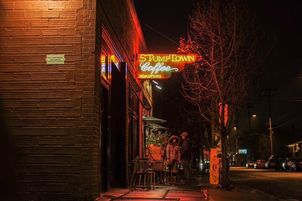 Sunday Evening Coffee Run | 365 Project | Dec 9th, 2012