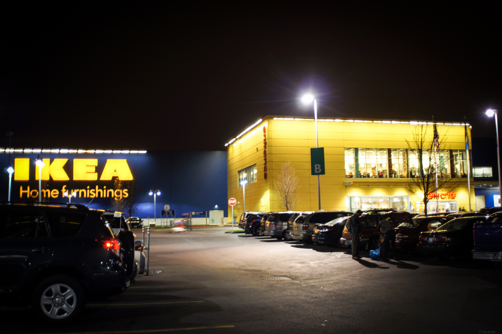 Boys Ikea Run | 365 Project | Dec 29th, 2012