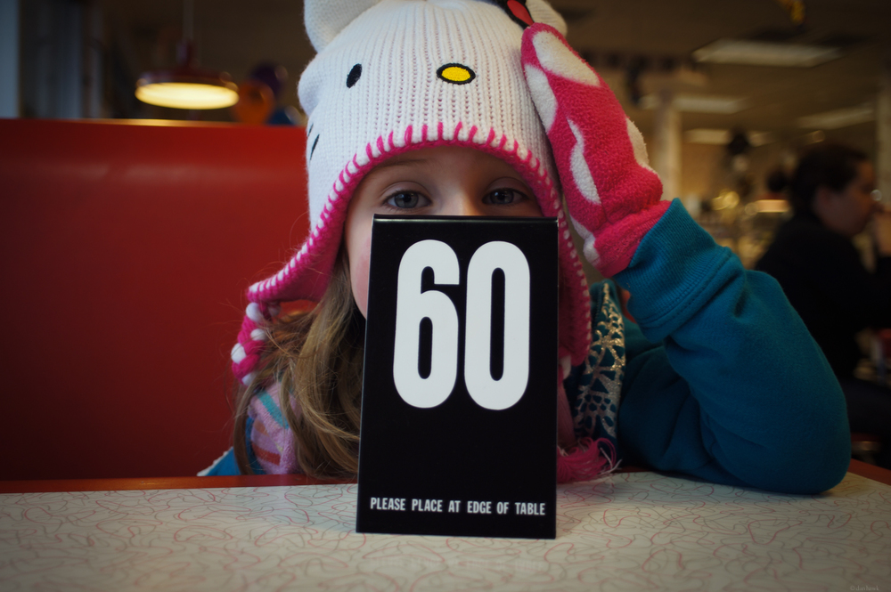 Milkshake Waiting | 365 Project | Jan 10th, 2013
