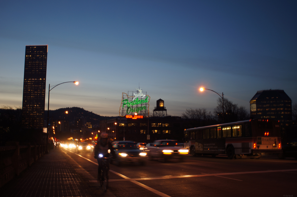 Friday Evening Commute | 365 Project | Jan 11th, 2013