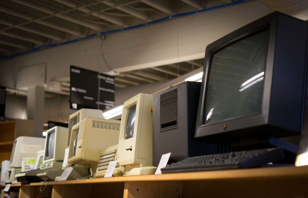 Old Apple Computers | 365 Project | Jan 30th, 2013