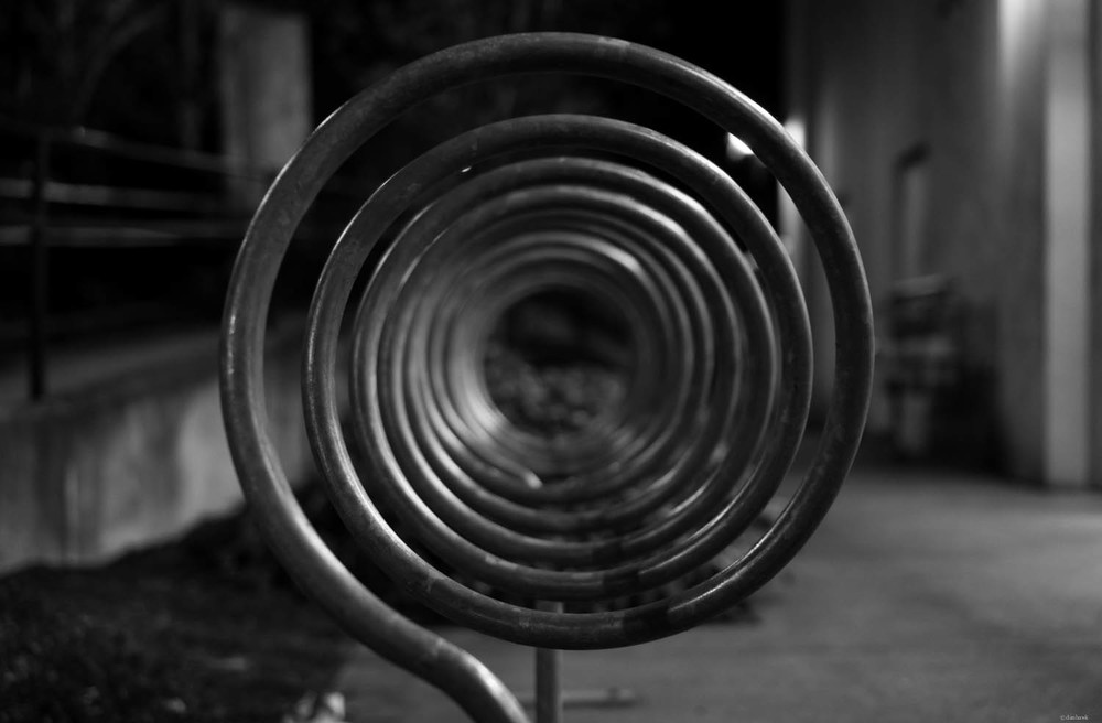 Spiraling | 365 Project | March 24th, 2013 | 35mm, f/2.0, ISO 400, 1/40