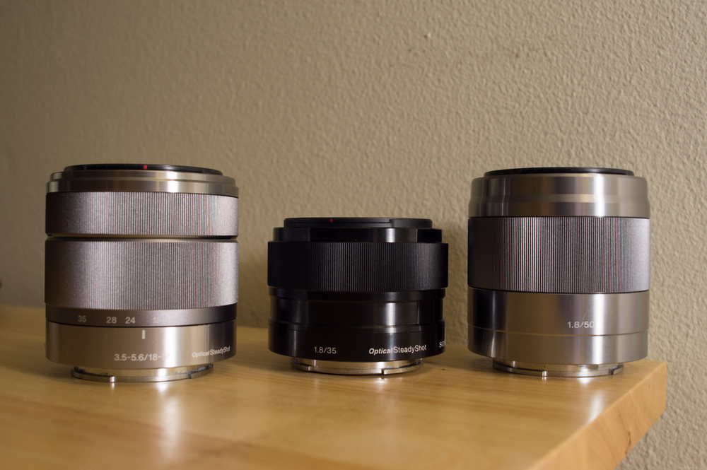 NEX Lenses
