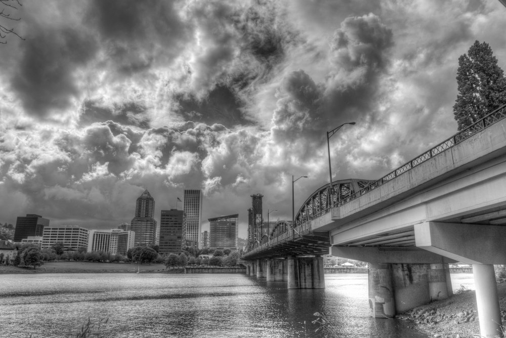 Foreboding | 365 Project | May 24th, 2013 | 18mm, f/8, ISO 100, 1/500, 3 image merge in Photomatix