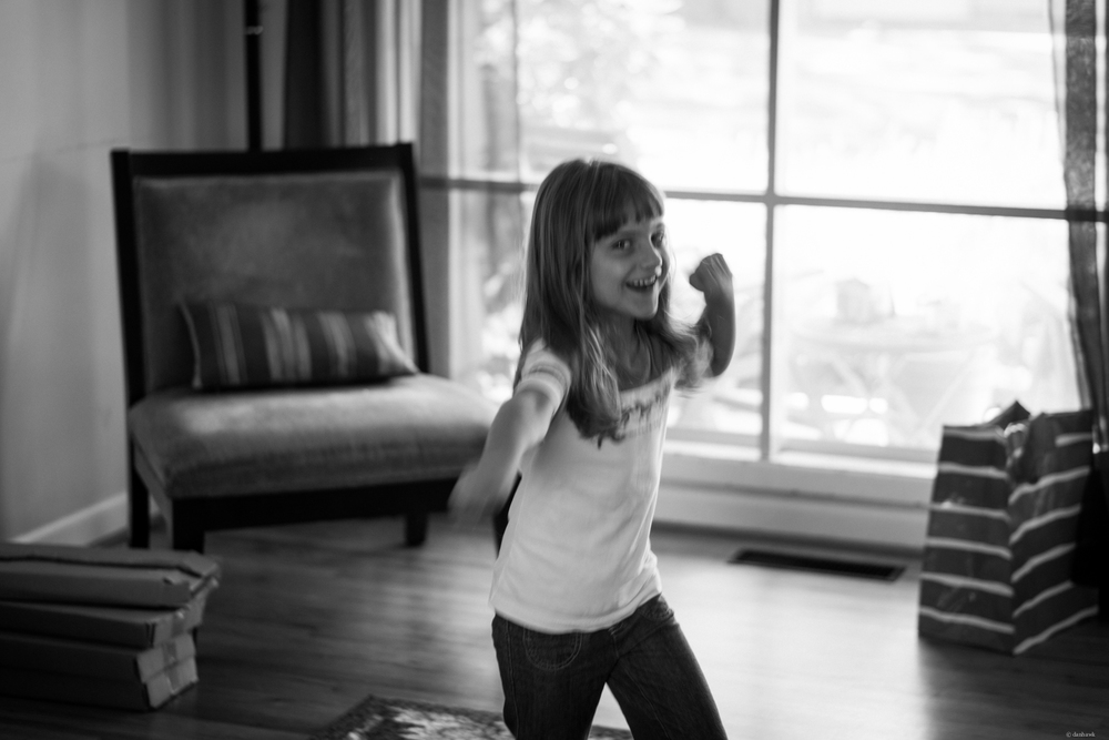 Solo Dance Party | 365 Project | September 1st, 2013 | 50mm, f/1.8, ISO 100, 1/50