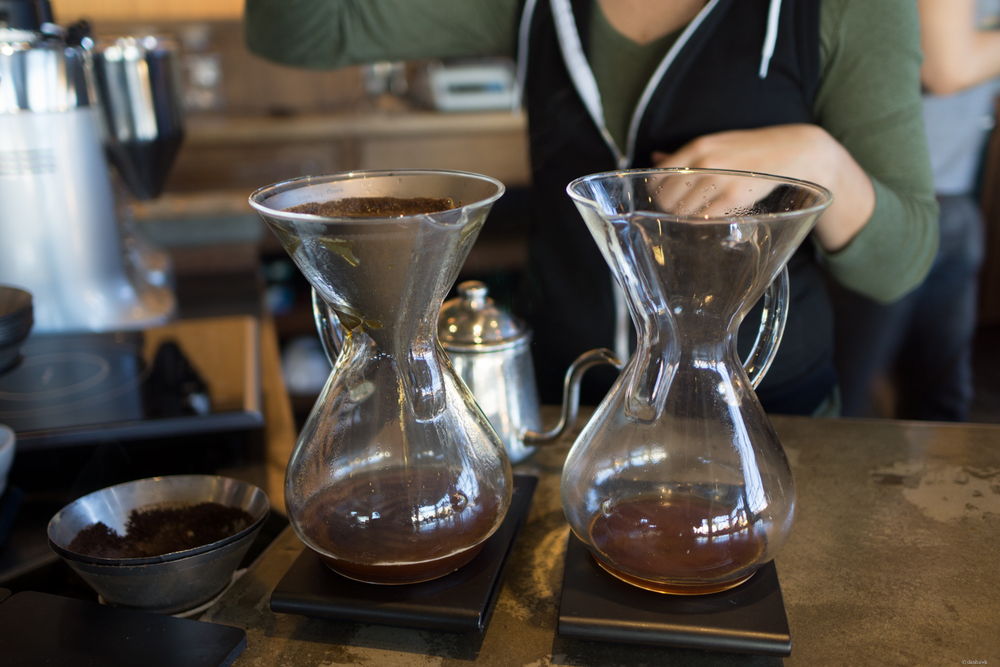 Pourover | 24mm, f/1.8, ISO 100, 1/50