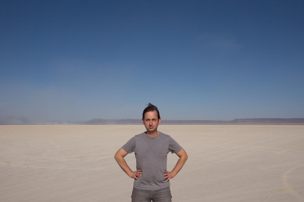 Shaun Desert- Alvord Salt Flats | Sept 20th