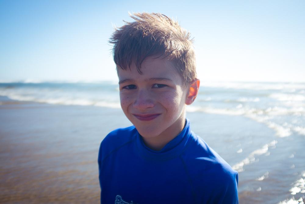 Windblown Gavin