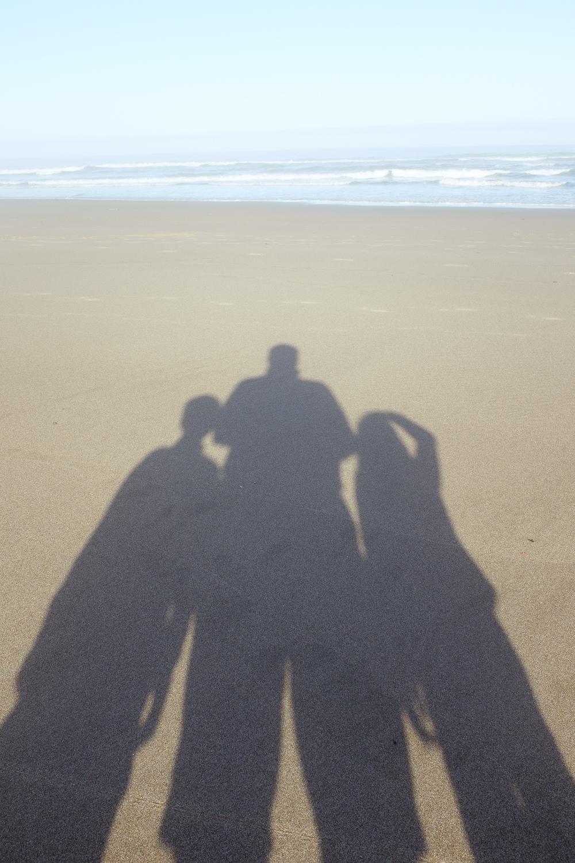 Shadows Shrinking