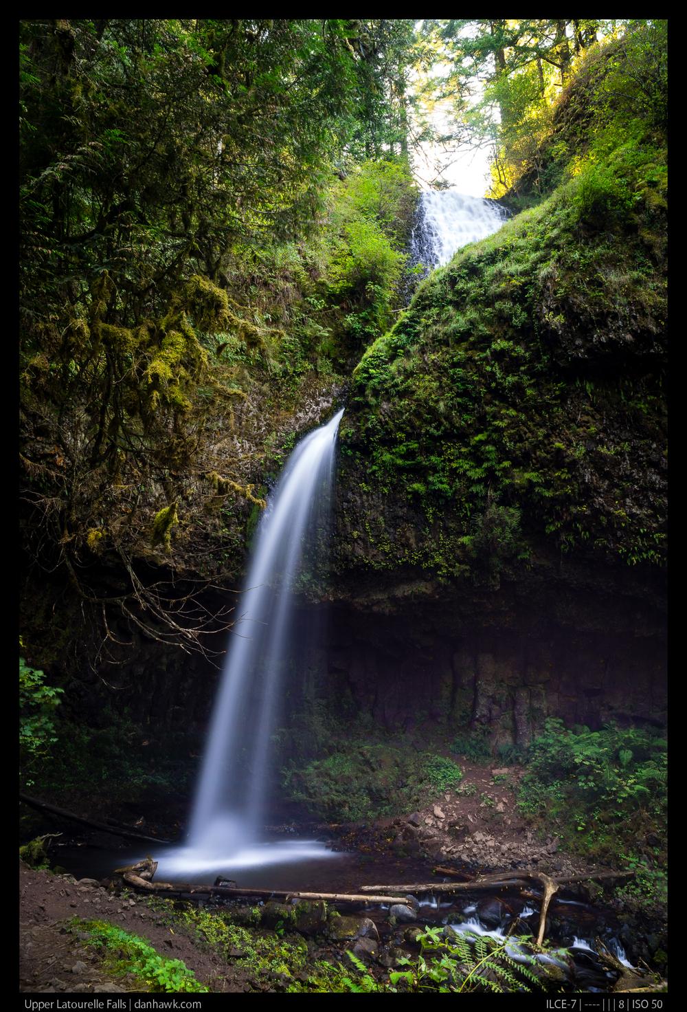 Upper Latourelle Falls