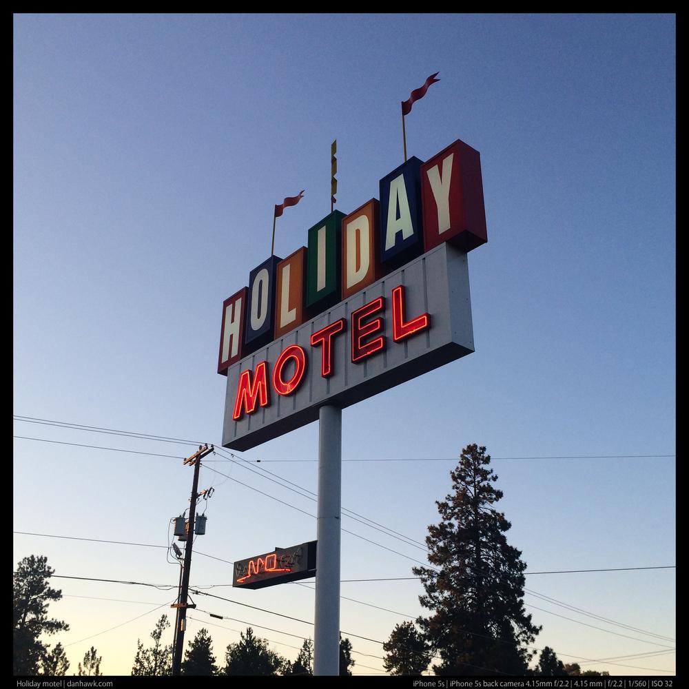 Holiday motel