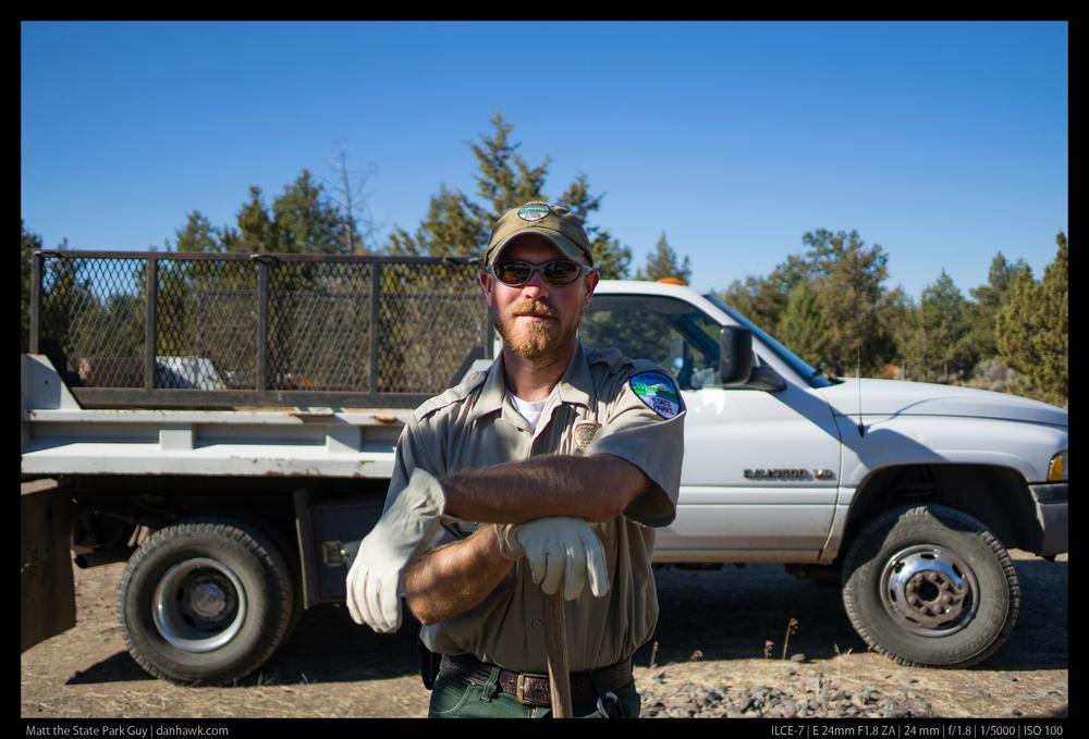 Matt the State Park Guy