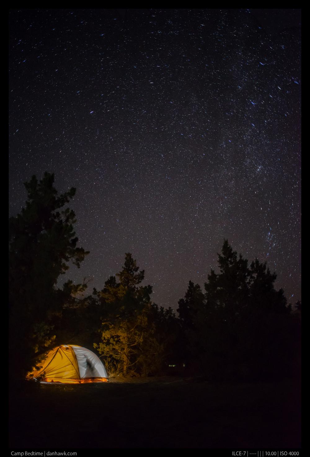 Camp Bedtime