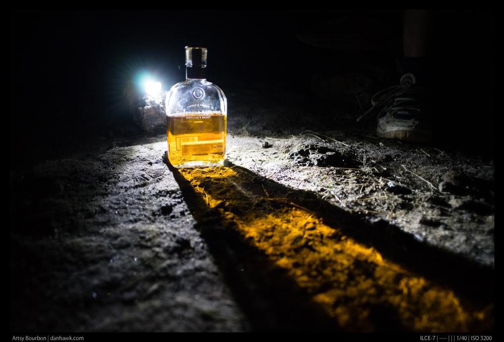 Artsy Bourbon