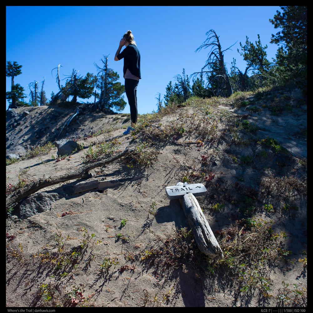 Where's the Trail