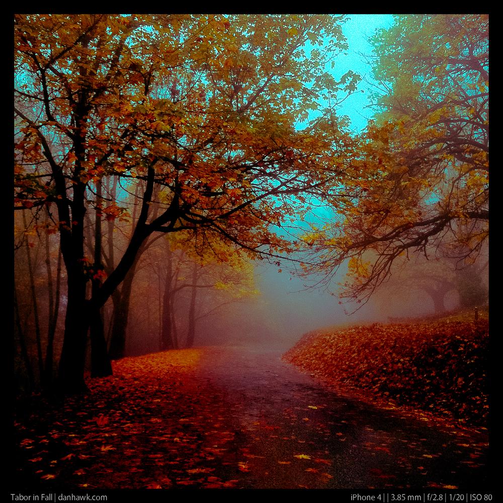 Tabor in Fall