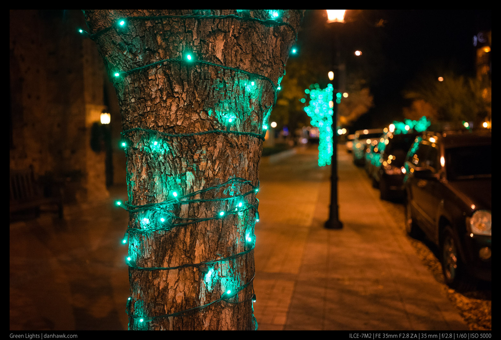 Green Lights