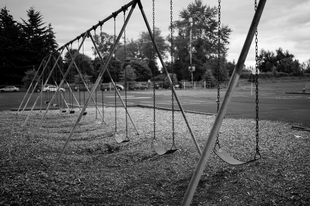 Swings, Abandoned