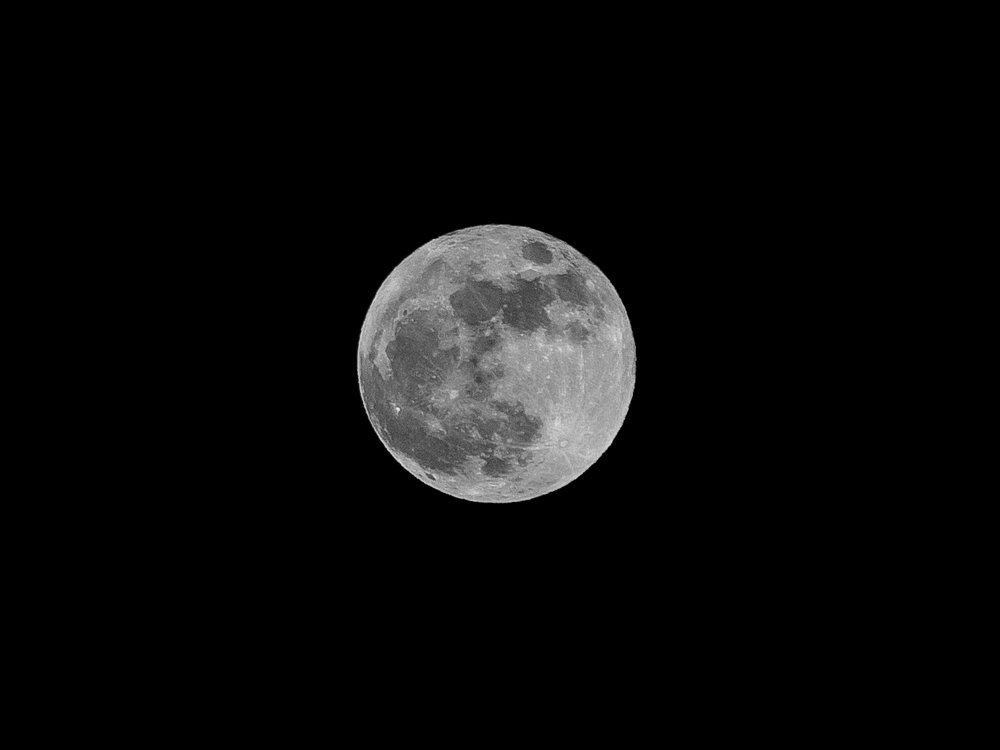Moon. Nuff Said