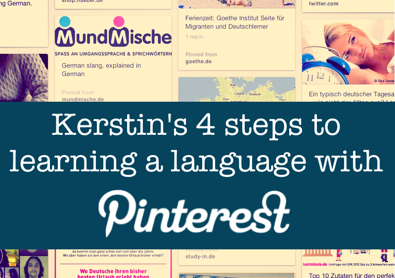 how to get fluent in a language