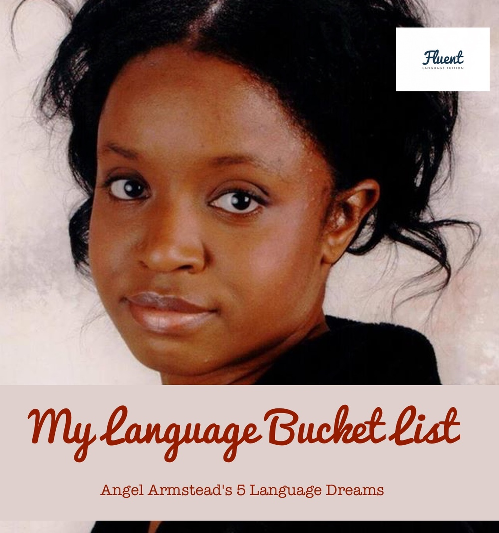 language bucket list