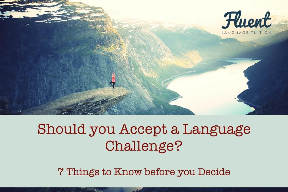 language challenges