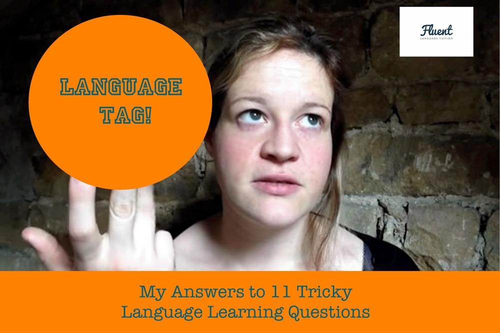language tag video blog