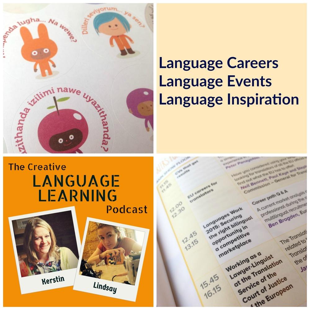 Creative Language Learning Podcast 26 language show