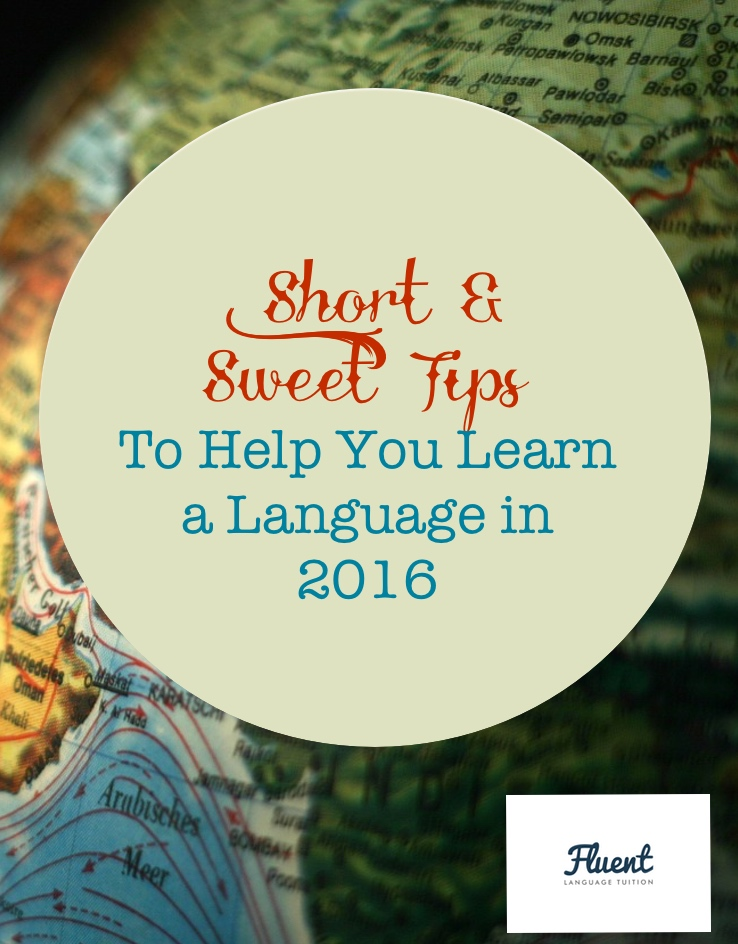 learn a language new year
